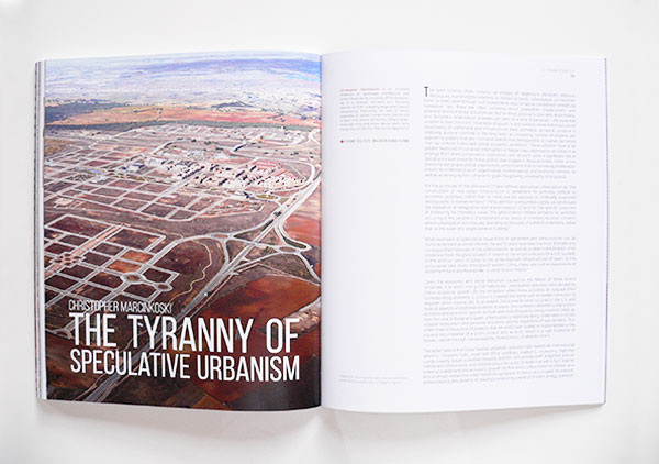 the features of landscape urbanism essay
